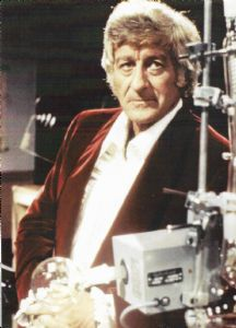 Jon Pertwee  - Postcard  (15cm/10.5cm) unsigned Limited stock 11319